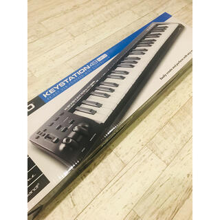 M-AUDIO Keystation 49 MK3 midiキーボード 鍵盤(MIDIコントローラー)
