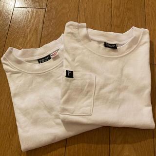 コストコ(コストコ)のreor 120白Tシャツ 値下げ☻(Tシャツ/カットソー)