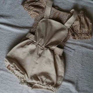 キャラメルベビー&チャイルド(Caramel baby&child )の新品 4Y HOUSE OF PALOMA ジャンプスーツ(その他)