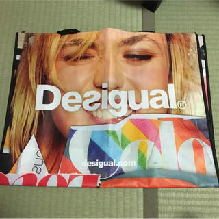 デシグアル(DESIGUAL)のDesigual  ショッパー(ショップ袋)