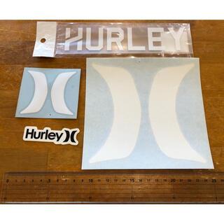 ハーレー(Hurley)のHURLEY ハーレー ステッカーセット 新品未使用 全国送料無料(サーフィン)