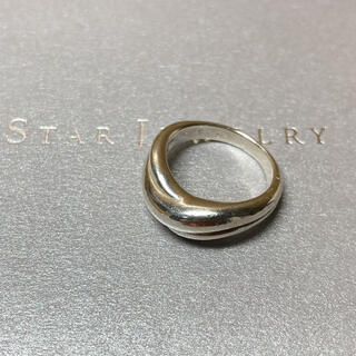 スタージュエリー(STAR JEWELRY)のスタージュエリー シルバーリング(リング(指輪))
