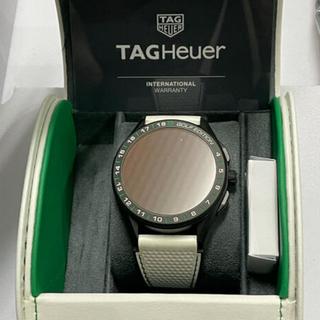 タグホイヤー(TAG Heuer)のタグ・ホイヤー コネクテッド ゴルフ エディション(腕時計(デジタル))