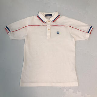 FRED PERRY - 【美品】FRED PERRY フレッドペリー レディース ポロシャツ
