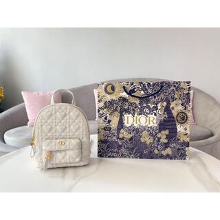 ディオール(Dior)のDIOR BACKPACK ミニバッグ(リュック/バックパック)