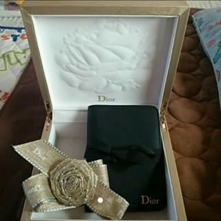 ディオール(Dior)の新品未使用 Dior 手帳&BOX(その他)