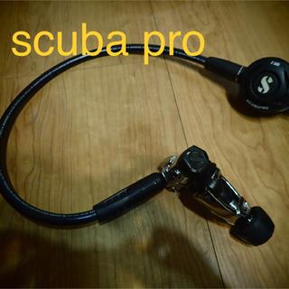 スキューバプロ(SCUBAPRO)の【新品・購入後未使用】SCUBAPRO スキューバプロ MK21/S560  (マリン/スイミング)