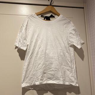 ランバンオンブルー(LANVIN en Bleu)の出品最終 ランバンオンブルーのシンプルかわいいtシャツ(Tシャツ(半袖/袖なし))