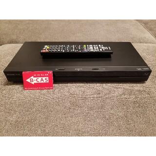 AQUOS - 美品 SHARP AQUOS BD-NS500 Blu-ray  録画 DVD