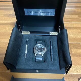 オフィチーネパネライ(OFFICINE PANERAI)のPANERAI パネライ PAM0682  42mm サブマーシブル (腕時計(アナログ))