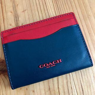 コーチ(COACH)の■COACH■のパスケース ニ・キュッ・パ! お小遣いで買えるコーチ(名刺入れ/定期入れ)