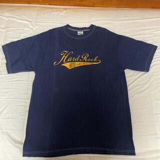 ハードロックホテル ロゴTシャツ ラスベガス 90s(Tシャツ/カットソー(半袖/袖なし))