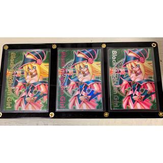 ユウギオウ(遊戯王)のダンジョンダイスモンスターズ ブラックマジシャンガール グリーンセット(シングルカード)
