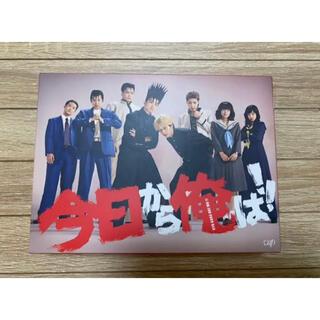ショウガクカン(小学館)の今日から俺は!! Blu-ray Box 〈7枚組〉(TVドラマ)