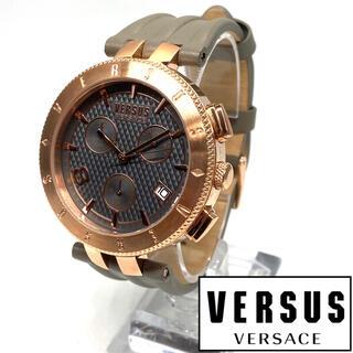 ジャンニヴェルサーチ(Gianni Versace)のVersus Versace ヴェルサス ヴェルサーチ メンズ 腕時計 イタリア(腕時計(アナログ))