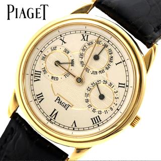 ピアジェ(PIAGET)のピアジェ PIAGET グベナー ハイブランド 自動巻 腕時計 メンズ 18k(腕時計(アナログ))