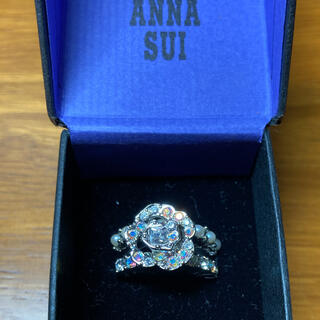 アナスイ(ANNA SUI)のANNA SUI 3連リング(リング(指輪))