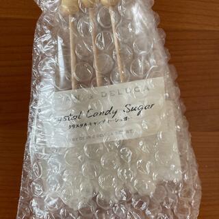 ディーンアンドデルーカ(DEAN & DELUCA)のクリスタルキャンディーシュガー(調味料)