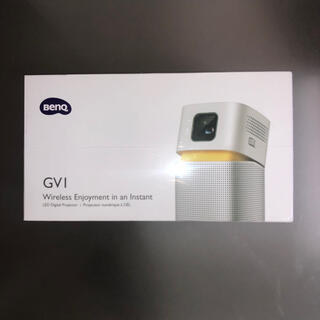 【新品未開封】BENQ プロジェクター GV1(プロジェクター)