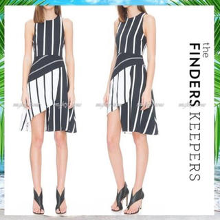 アリスマッコール(alice McCALL)のFindersKeepers新品タグ付き◎ワンピースドレス(ひざ丈ワンピース)