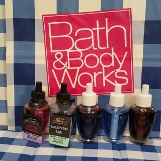 バスアンドボディーワークス(Bath & Body Works)の訳あり バスアンドボディワークスウォールフラワーリフィル(アロマオイル)