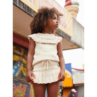 キャラメルベビー&チャイルド(Caramel baby&child )の新品 misha&puff トップス 4-5y ミーシャアンドパフ(その他)