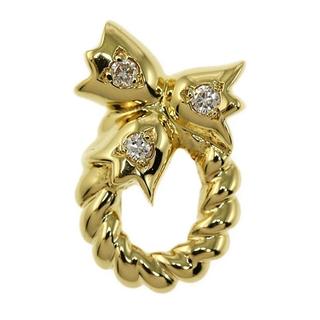 クリスチャンディオール(Christian Dior)のクリスチャンディオール  ダイヤモンド ペンダントトップ /RF1(その他)