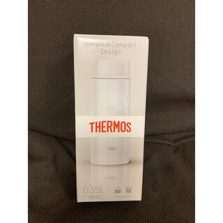 サーモス 真空断熱ケータイマグ 0.35L JNW-350 パールホワイト(水筒)