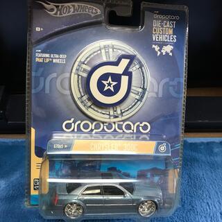 クライスラー(Chrysler)のホットウィール クライスラー300C 新品未開封 1/50 ブルメタ(ミニカー)