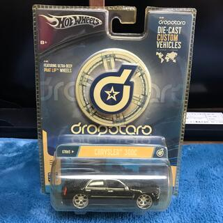 クライスラー(Chrysler)のホットウィール クライスラー300C 新品未開封 ブラック 1/50(ミニカー)
