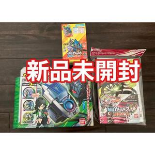 妖怪ウォッチY妖怪学園 DX Aウォッチ,メダル,ファイル 3点(Box/デッキ/パック)