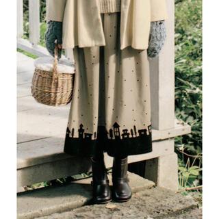 サマンサモスモス(SM2)のSamansaMos2 スカート(ひざ丈スカート)