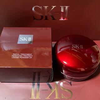 エスケーツー(SK-II)のSK2 SK-II フェイシャルトリートメント ルースパウダー おしろい(フェイスパウダー)