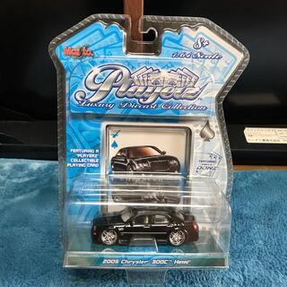 クライスラー(Chrysler)のマイスト クライスラー300C 新品未開封 1/64(ミニカー)