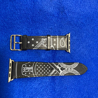 エルメス(Hermes)のApple Watch HERMESバンド42mm用(レザーベルト)