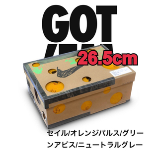 ナイキ(NIKE)のOff-White NIKE  ダンク 限定オファー 26.5cm(スニーカー)