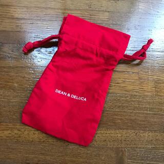 ディーンアンドデルーカ(DEAN & DELUCA)の巾着(ショップ袋)