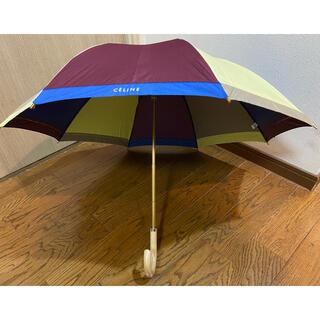 セリーヌ(celine)の【希少】 セリーヌ 晴雨兼用日傘 (傘)