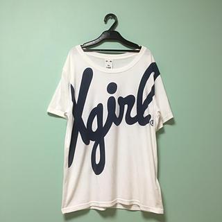 エックスガール(X-girl)のxgirl ビックTシャツ☆(Tシャツ(半袖/袖なし))