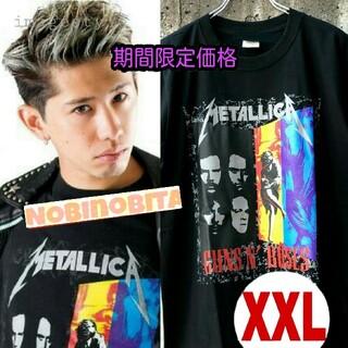ワンオクロック(ONE OK ROCK)のXXL半袖/ METALLICA×GunsN'Roses(Tシャツ/カットソー(半袖/袖なし))