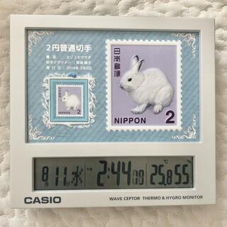 カシオ(CASIO)のカシオ 置時計(置時計)