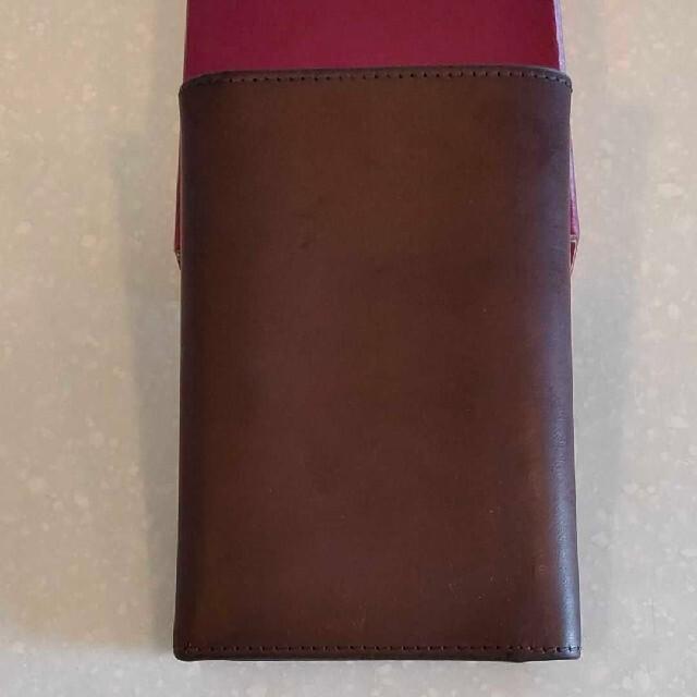WHITEHOUSE COX(ホワイトハウスコックス)の【美品】セトラー【Settler】三つ折り財布 メンズのファッション小物(折り財布)の商品写真