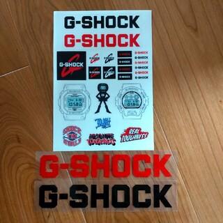 G-SHOCK - ステッカー