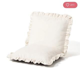フランフラン(Francfranc)のFrancfranc リクライニングチェア アイボリー(座椅子)