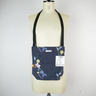 エンジニアードガーメンツ(Engineered Garments)の新品タグ付き エンジニアードガーメンツ  デニム ショルダーポーチ バッグ(ショルダーバッグ)
