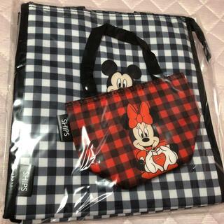 ディズニー(Disney)の(値下げ)sweet ディズニー保冷保温バッグ&ドリンクホルダー(ファッション)