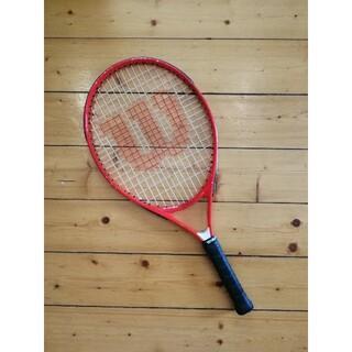 ウィルソン(wilson)のWilson 23インチ ジュニアテニスラケット 2021モデル(ラケット)