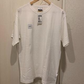 新品 wtaps HOME BASE logo tee ロゴ Tシャツ Mサイズ(Tシャツ/カットソー(半袖/袖なし))