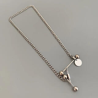 マルタンマルジェラ(Maison Martin Margiela)のChain mix necklace No.410(ネックレス)