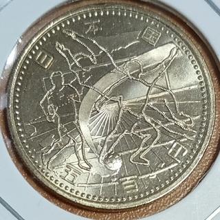 2002FIFAワールドカップ記念 アジア、オセアニア 500円硬貨(貨幣)